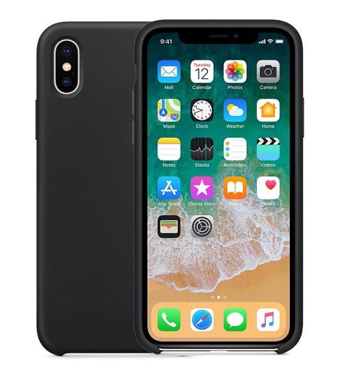 af5007a6d71 Personalizar Carcasa Fundas De Teléfono Para Apple IPhone 5 5s SE X Funda  De Silicona Con Logotipo Funda Oficial Para Iphone 6 7 8 Más Funda De  Silicona 40 ...