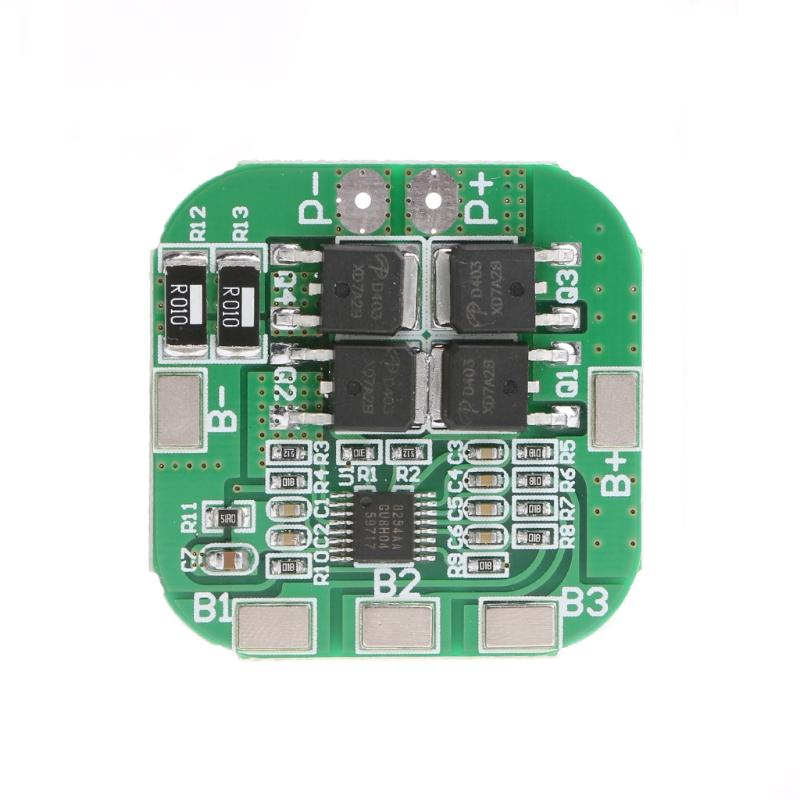 4S 20A 14 8V 16 8V Li-ion Lithium 18650 Battery BMS PCM Protection PCB Board