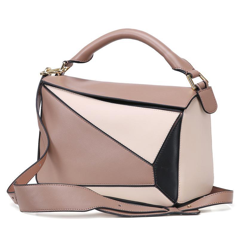 Luxury Handbags Women Bags Designer Genuine Leather Handbags Ladies Messenger  Bag Female Tote Bag Crossbody Shoulder Bags Bolsa Duffle Bags Messenger Bags  ... 2911a4db0558b