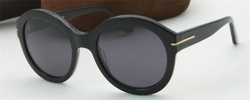 380956635b New Stylish Fashion Designer Sunglasses 611 Round Frame Top Quality ...