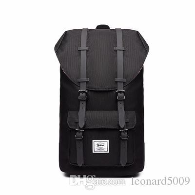 2017 New Arrival Wholesale Price Herschel Backpack Bags Black/Blue/Gray  High Fashion Limited Sport&Outdoor Packs