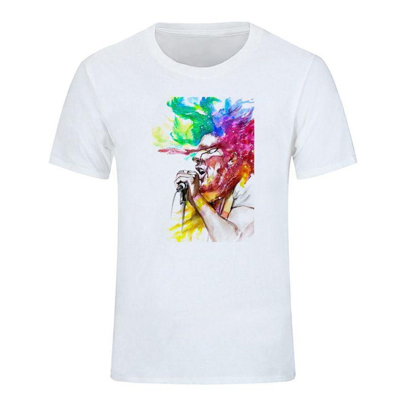 Compre Camiseta Reggae Leão Zion Traje Adulto Leão Rasta Tops T Shirt  Novidade Camisetas Natural De Manga Curta Camisa S Xxxl De Sweatcloth c3e86590634