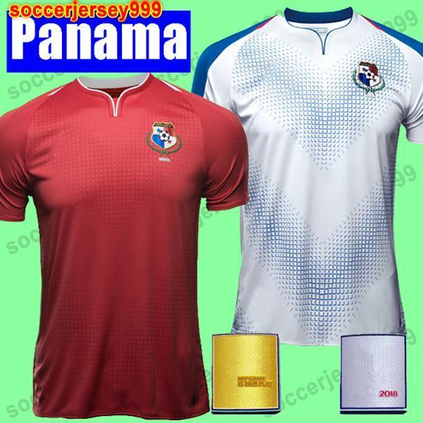 aad12df8b +++ Top Thailand Quality PANAMA Soccer Jersey 2018 World Cup Home Away Jerseys  Panama Football Shirt Kit Camisas De Futebol Uniforms UK 2019 From  Luishen01