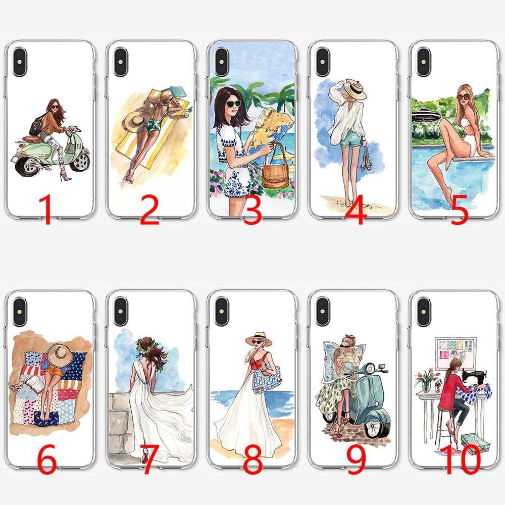 coque iphone 8 voyage