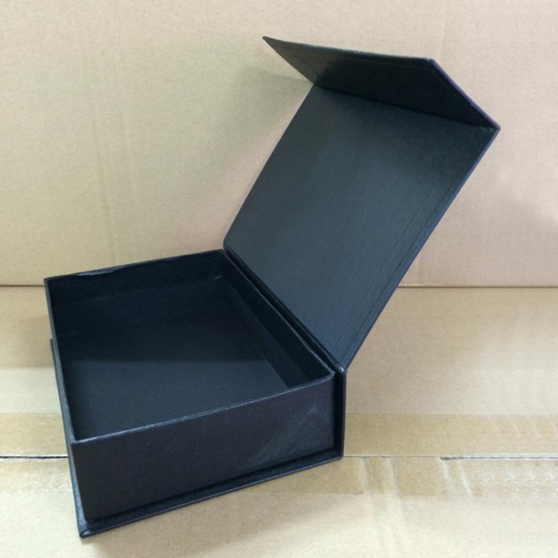 No Logo Evaginable papier d'emballage avec la boîte d'emballage cadeau coffret cadeau coffret cadeau rectangulaire Taille 145x90x52MM