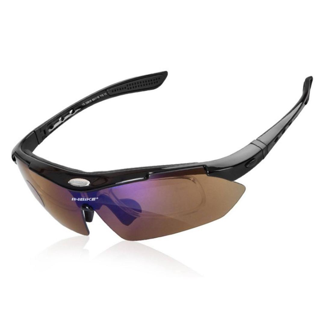 94e395823a9 2019 BMDT INBIKE Cycling Glasses UV Proof Polarized 5 Lens Frame Eyewear  Bicycle Glasses Outdoor Sport Goggle Drive Sunglasses From Kupaoliu