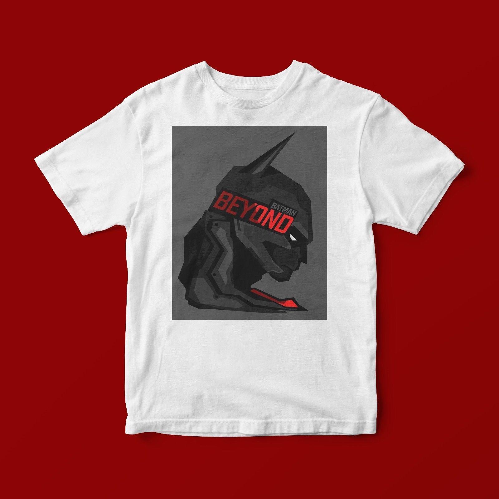 8c37303cd BATMAN BEYOND ART T SHIRT UNISEX 253 Tshirt Tops Summer Cool Funny Cartoon  Character Cool Looking T Shirts Buy Designer Shirts From Luckytomorrow, ...