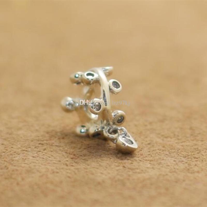 c243cdc4e 2019 925 Sterling Silver Chandelier Droplets Dangle Charm Bead Fits  European Pandora Jewelry Bracelets Necklaces & Pendants From Lrz97kj,  $16.76 | DHgate.