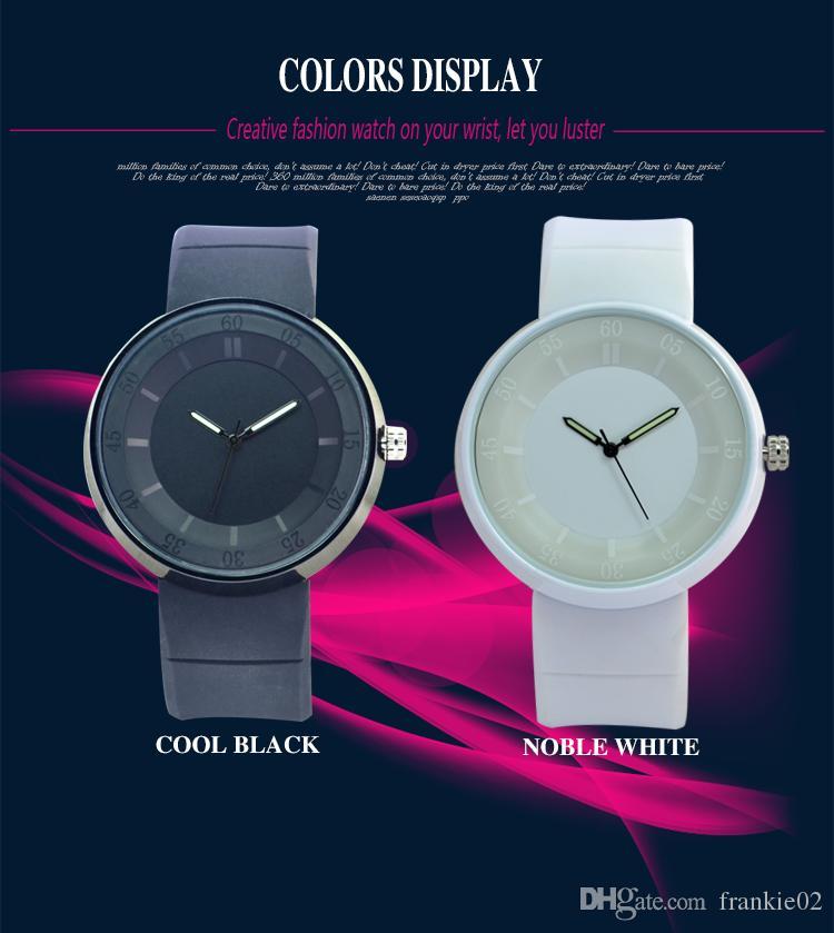 61fb35adeaa3 Compre 2019 AAA Reloj De Moda De Lujo KASI Marca Cuarzo Impermeable PU  Correa Regalo 45mm Para Mujer Reloj De Lujo A  5.69 Del Frankie02