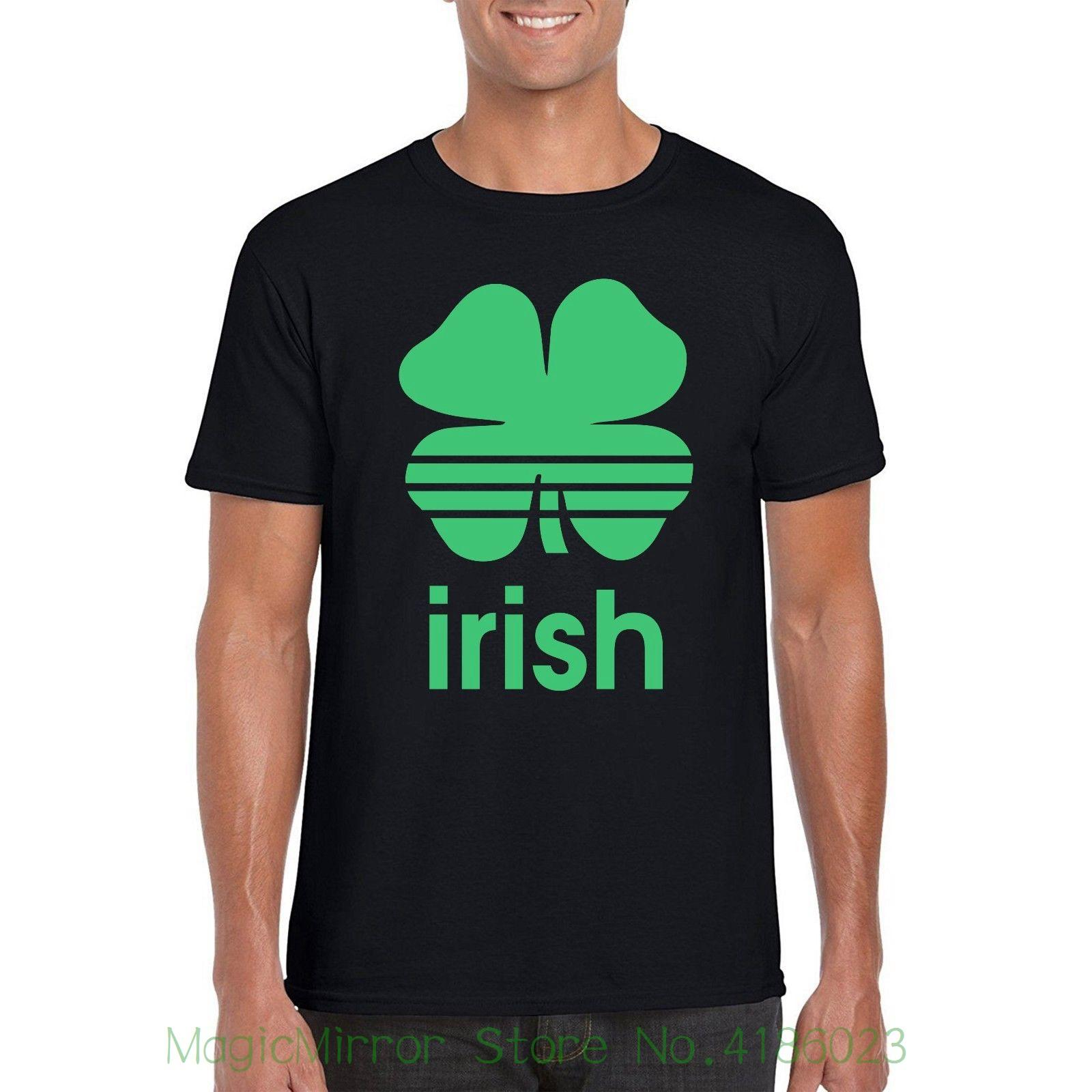 61ab4b65 St. Patrick's Day T-shirt , Ireland Shamrock , St Paddy's Day , Irish Pride  Tee Top Fashion New Top Tees Tshirts