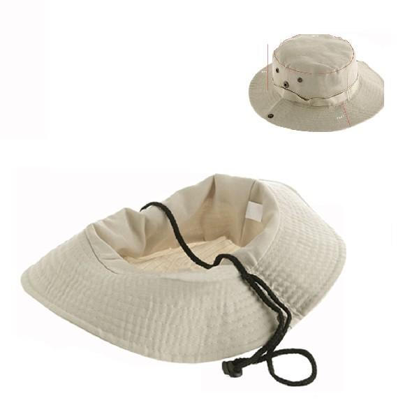 0e440134f502c ... brand new fishing camping sunshade hats wide brim bucket hat traveling  hiking bonnie hat with adjustable