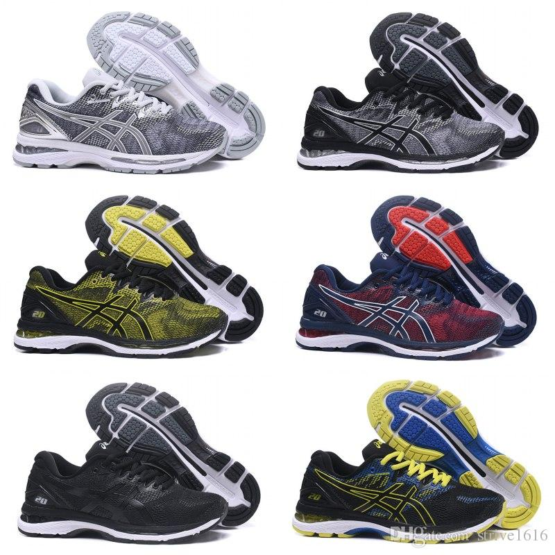 Negozioo Scarpe Online Whosale Asics Gel Nimbus 20 Uomini Donne Scarpe Da  Corsa Di Alta Qualità A Buon Mercato Formazione Sneakers Leggere Vendita  Online ... 19a186640a3