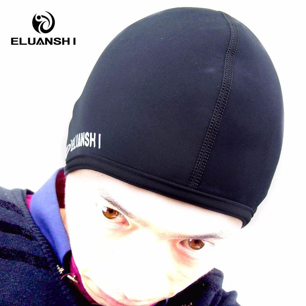 5964638d3e887 Black Warm Cycling Pro Hiking Cap Sports Bike Fleece Men s Road Mtb Cotton  Riding Headband Cube Arm Bicycle Helmet Mavic Gloves Cycling Cap Online  with ...