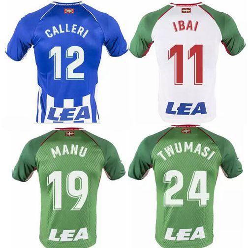 b121a95f92e2f 2018 19 ALAVES HOME AWAY 3AS CAMISETAS FUTBOL PERSONALIZADAS Juegos De  Uniformes De Fútbol Camisetas De Fútbol Kit De Camisetas De Fútbol De  Calidad De ...