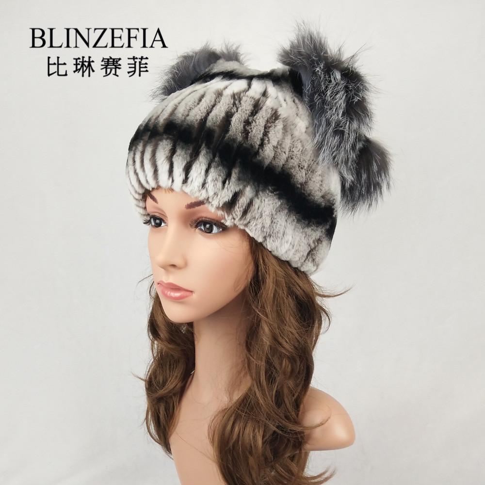 Men's Skullies & Beanies 1pc New Knitted Beanie Hat For Children Gift Skullies Caps Bonnet Knitting Beanies Cap Winter Warm Bowknot Ski Hats Gorros Attractive Designs; Men's Hats