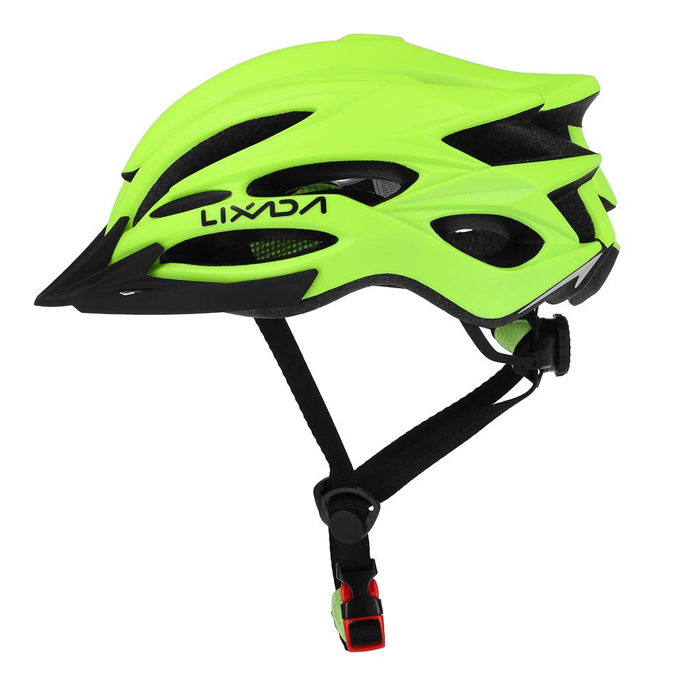 2018 Lixada Ultralight Helmet 22 Vents Integrally Molded Eps Mountain Bike Sports Cycling With Lining Pad Bicycle Unisex Adjustable From Seahawks