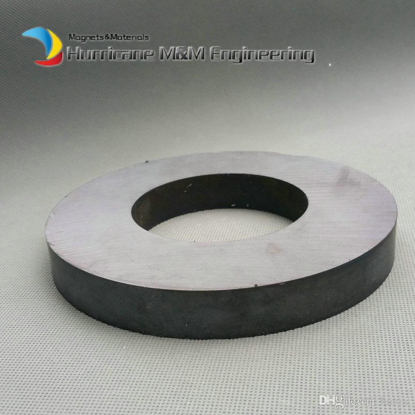 1 pièce Ferrite Magnet Anneau OD 156x80x20mm 6