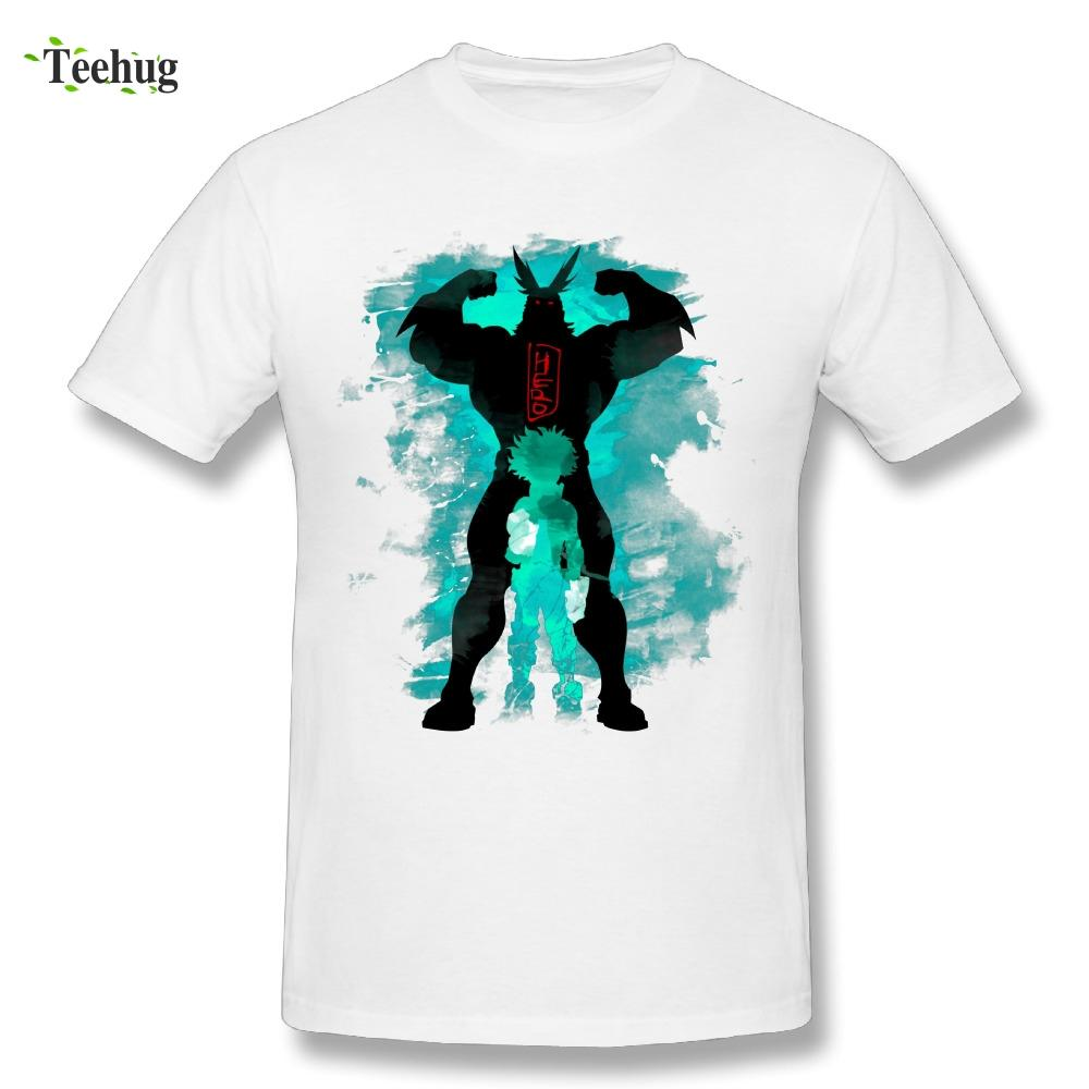 ca017a589 Classic Japanese Anime Tees Graphic Print My Hero Academia T Shirt Round  Neck Design T Shirts Online T Shirt Shopping Print On T Shirt From Yanmai,  ...