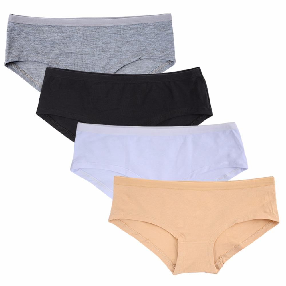 0caee224e Closecret Lingerie Women s 4 Pack Comfort Soft Boyshort Coon Panties  Underwear Panties Underwear Coon Panties Boyshorts Coon Online with   25.71 Piece on ...