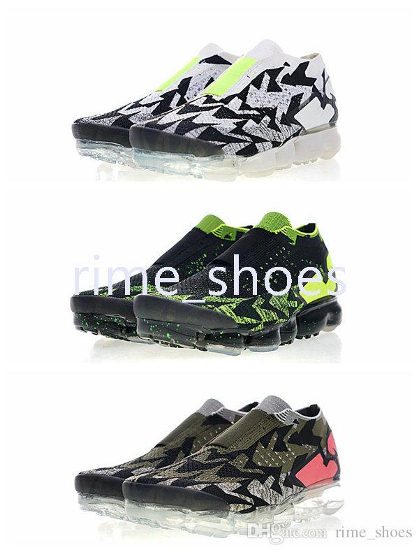 clearance cheap online buy cheap with paypal New Vapormax FK Moc 2 Acronym Mens Designer sports Shoes Men Running Trainers Women Luxury Brand Sneakers WITH BOX 2018 JR4hSTL