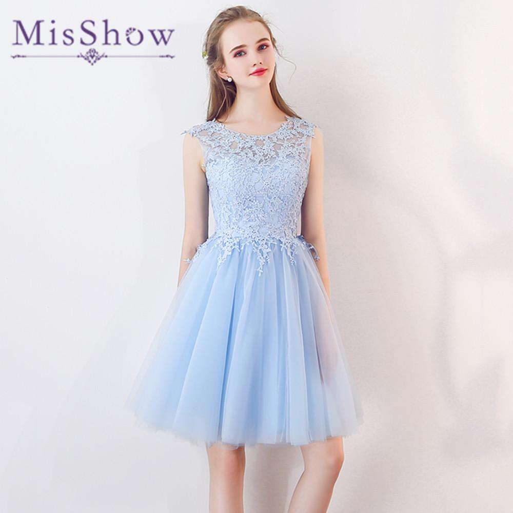 3ca13ea37b1 Women Wedding Short Open Back Dresses Tulle Sexy A Line Sleeveless Formal  Wedding Guest Party Bridesmaid Dress Online with  138.61 Piece on  Zhongfuwedding s ...