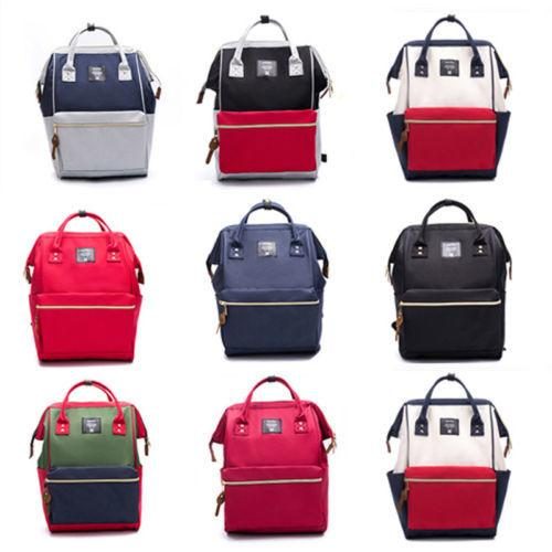 3e366abcc7 Japan Original Backpack Rucksack Unisex Canvas School Bag Bookbag Handbag  2018 Fashion Hot Sale Backpack Bags Swiss Gear Backpack Osprey Backpacks  From ...