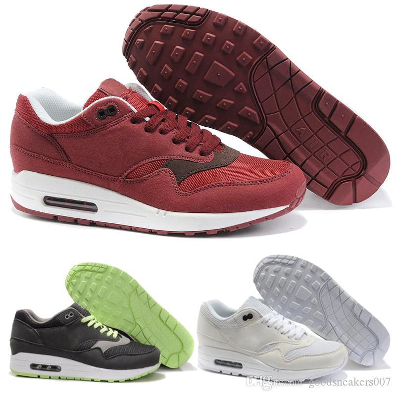 wholesale dealer ff47b 67654 Scarpe Estive Nike Air Max Airmax 2018 Hot Wholesale Atmos Day Premium  Lunare 1 DELUXE Migliore Qualità Uomini Donne Taglia Scarpe Da Corsa  Dimensione Di ...