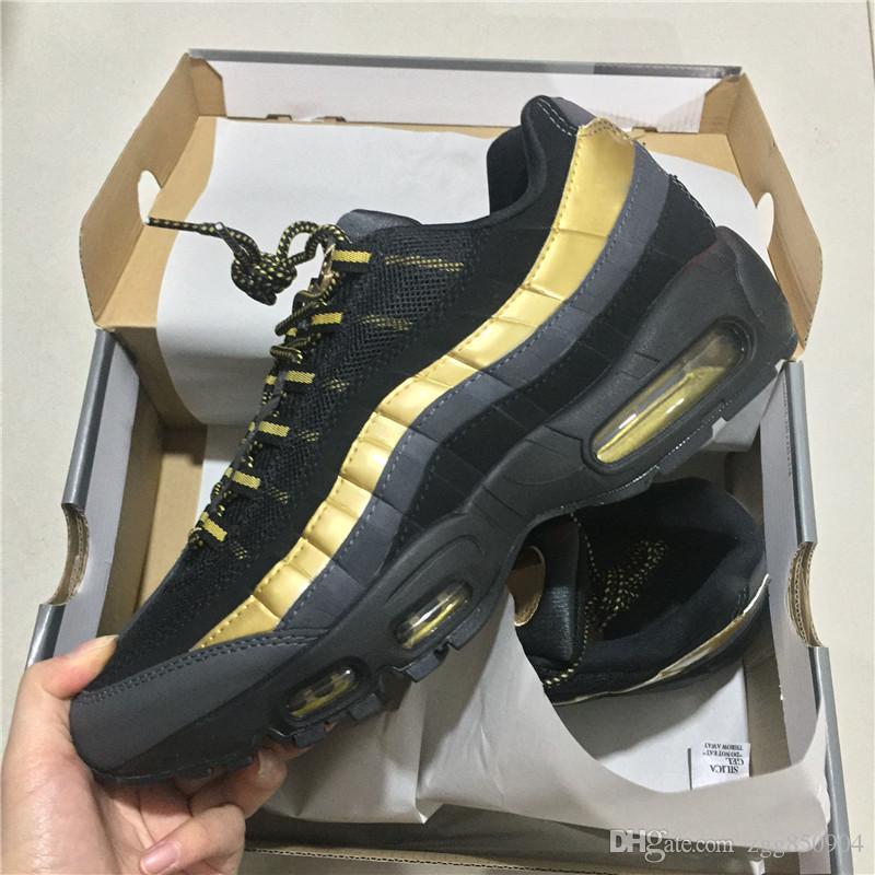 magasin en ligne 4dc15 42b11 2018 Nouveau Top Qualité Nike Air Max 95 iD LX Femmes Chaussures de Course  Classique QS Runs Chaussures Pour 95 Sport Sneakers 36-40