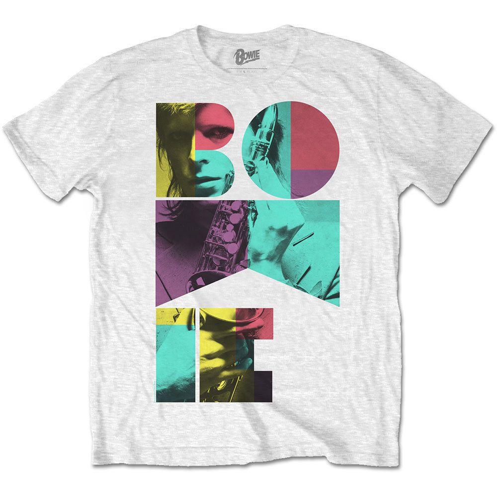 6c7e6419e60 David Bowie Mens Camiseta De Color Blanco Manga Corta Retro Ziggy T-shirt  Novelty Cool Tops Men s Short Sleeve T Shirt Online with  28.54 Piece on ...