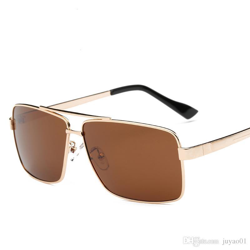 cca2d4a52245 Top Selling Cool Men S Sunglasses Classic Big Frame Retro Sunglasses Full  Frame Polarized Driving Mirror Sunglasses Cheap Eyeglasses Online Sunglasses  At ...