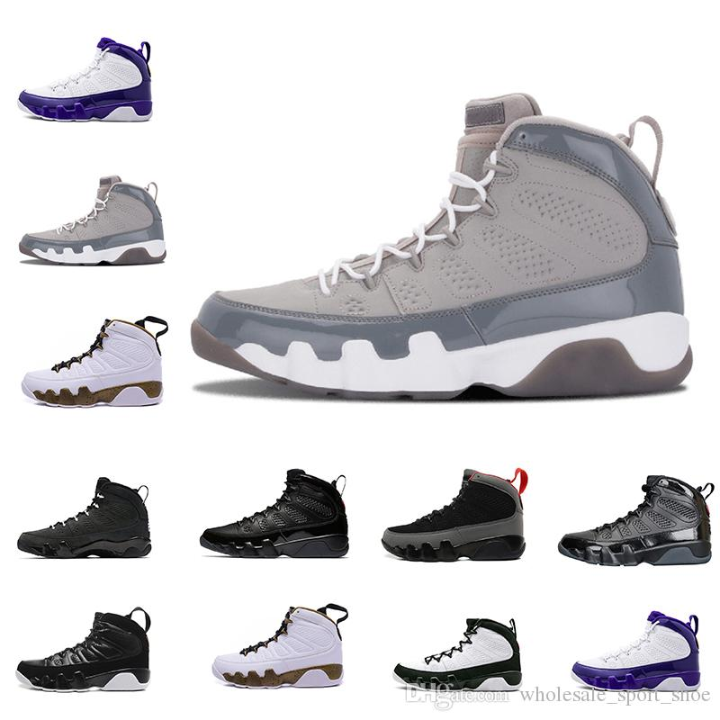 2018 Cheap hot new 9 IX Basketball Shoes For Men Fashion High Quality Sneakers Trainer Athletics Boots J9 Outdoor Shoes