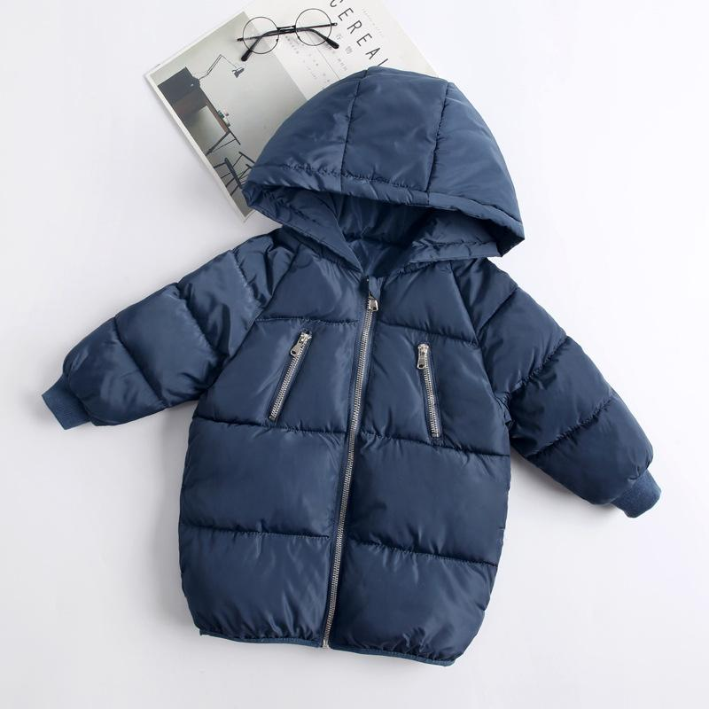 734819aab8c7 Long Fashion Design Boy Parka 2 6y Baby Autumn Winter Jackets For ...