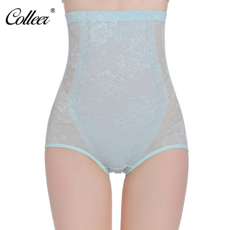 290ace0fd7 2018 Colleer Women High Waist Body Shaper Panties Seamless Tummy Belly  Control Waist Slimming Pants Shapewear Girdle Underwear L 3xl From  Facebook58