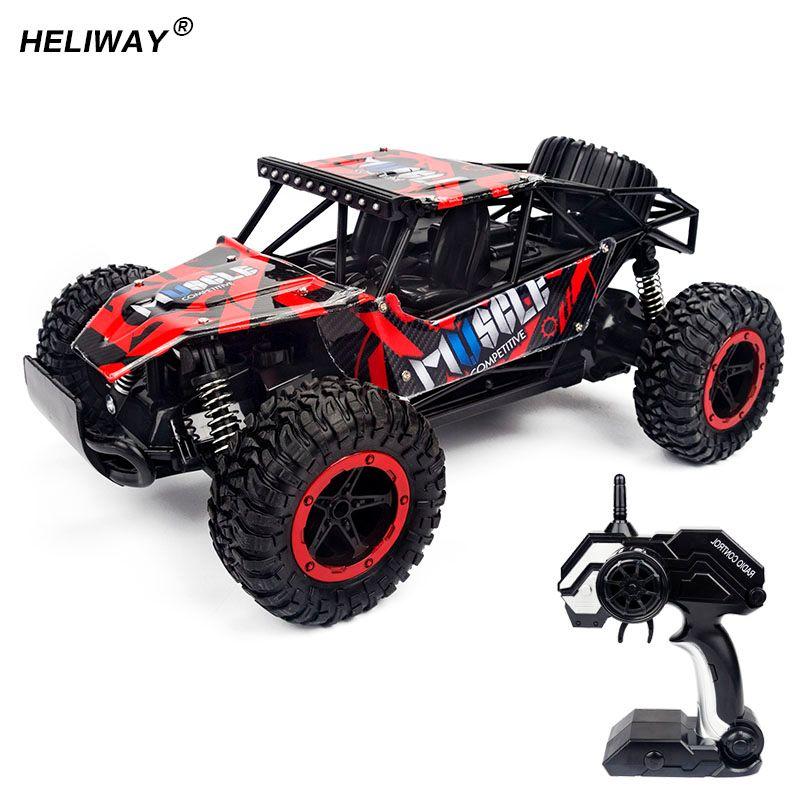 Heliway Rc Car 1:16 High Speed Suv Drift Motors Drive Buggy Car ...