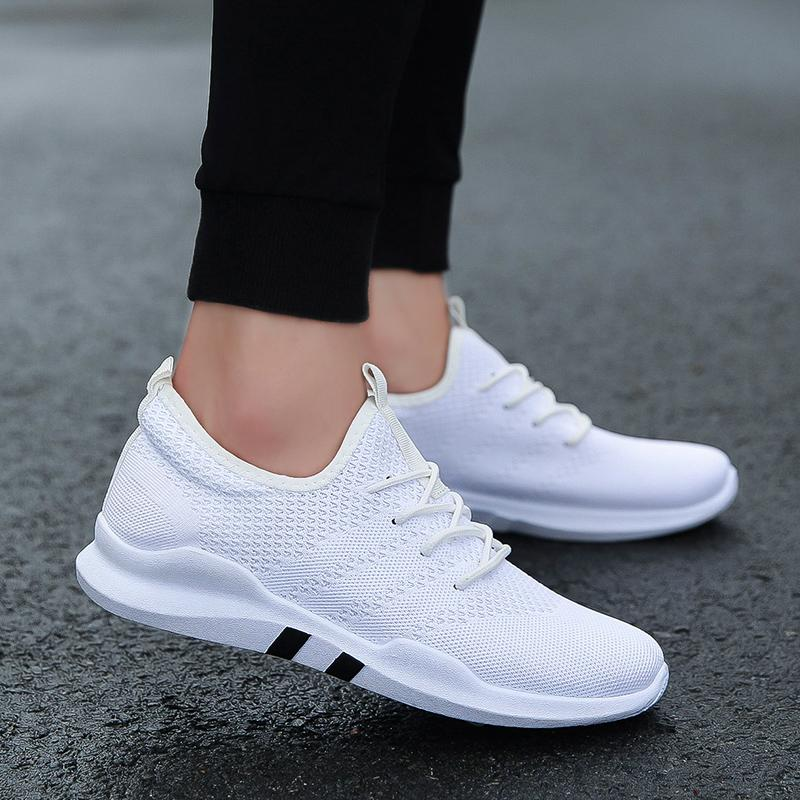 Chaussures Chaussures Blanc Mode Trend Push Homme Pas Main Cher Brand CA7q4wyxg