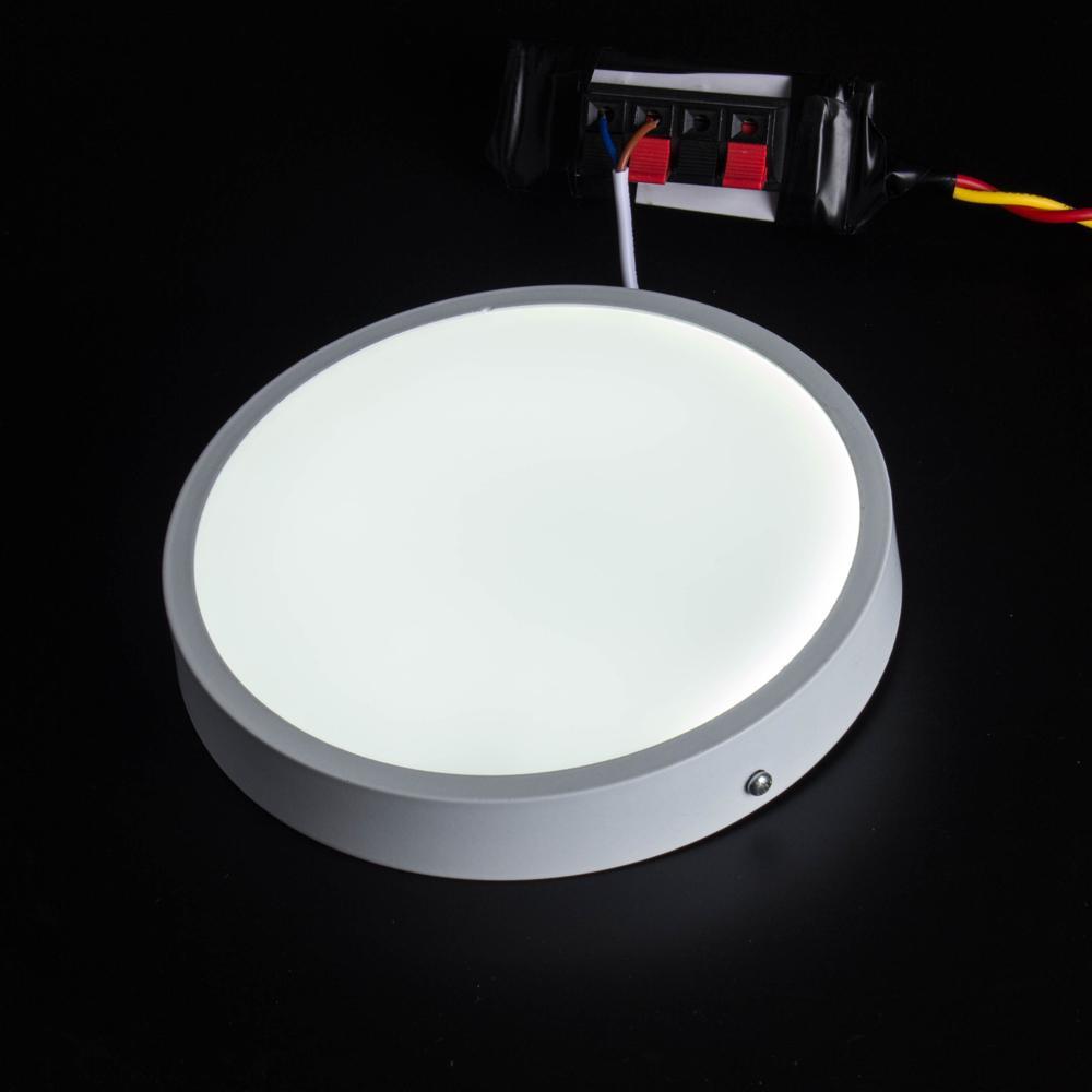 T-SUNRISE УПАКОВКА Круглый / Квадратный 8W 16W 24W 32W Светодиодный светильник на панель Светодиодный светильник для поверхностного монтажа SMD4014