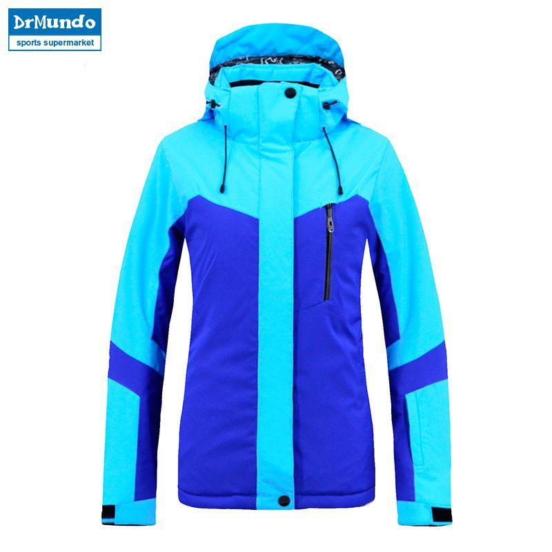 2018 New Brand Winter Warm Ski Jacket Snow Coat For Women Size S XXL  Waterproof Winter Snowboard Jacket Women UK 2019 From Cbaoyu 086f750b2