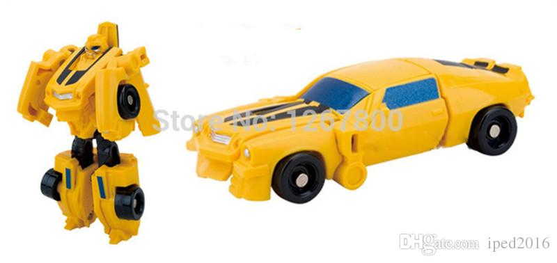 Hot Sale Transformation Robot Cars Toys Action Figures Classic Toys For Kids Christmas Gifts