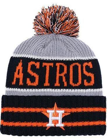 e863a9a75fb374 2019 Winter Astros Beanie Beanies Skull Hats For Men Women Knitted Beanie  Wool Hat Man Knit Bonnet Beanies Warm Baseball Skull Cap 00 Ski Hats  Newborn Hats ...