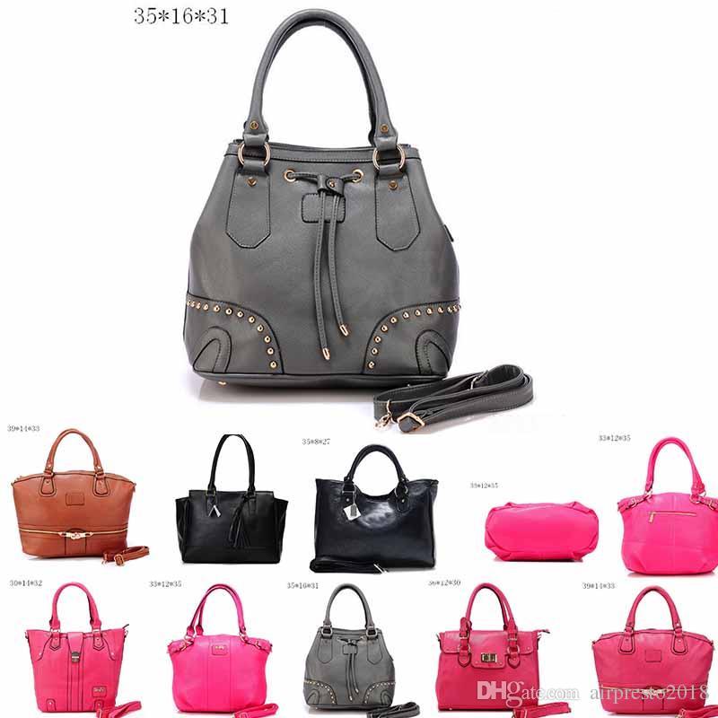 Wholesale- Fashion Brand Designer Women Handbag Genuine Leather OL ... a0b3d4a7628e6