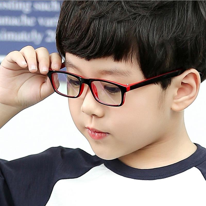 0dff5e1c168 2019 Fashion Children Glasses Frames 2018 Unisex Vintage Kids Clear Lens  Optical Spectacle Candy Color Cartoon Cute Eyeglasses Frames From Haydene