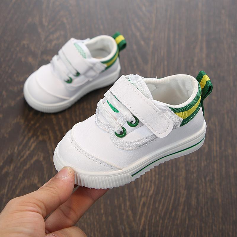 4d8d13a7661fe 2019 Five Months Baby Boy Shoes Female 0 1 Year Old Baby Shoes 0 3 6 Months  Female Autumn Clothes Winter Soft Bottom Slip From Fkansis