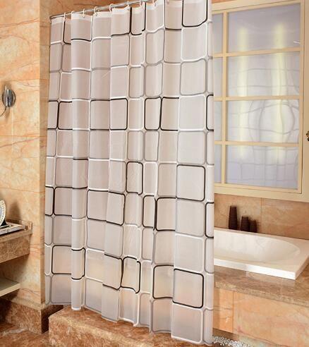 Cheap Waterproof Shower Curtain Flower Best Curtains Color