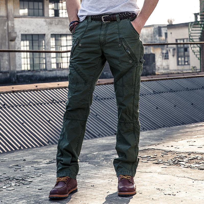 Hommes Pantalon Acheter Vêtements Pantalons Travail Cargo Marque 00EqzS