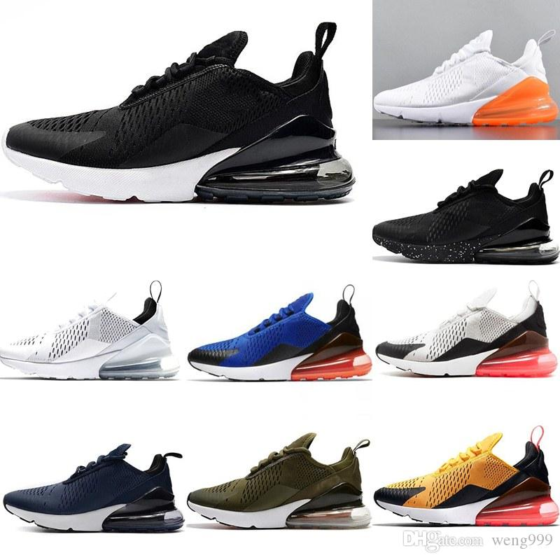 sale latest collections sale limited edition LUCK 270 Photo Blue Running shoes Navy Teal Mens Flair Triple Black Trainer Sports Shoe Medium Olive 270s Sneakers 36-45 reliable cheap online kZEosj