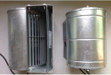 Ebmpapst D4E225-CC01-02 230V 2.84A fan için% 100 Test Çalışması Mükemmel