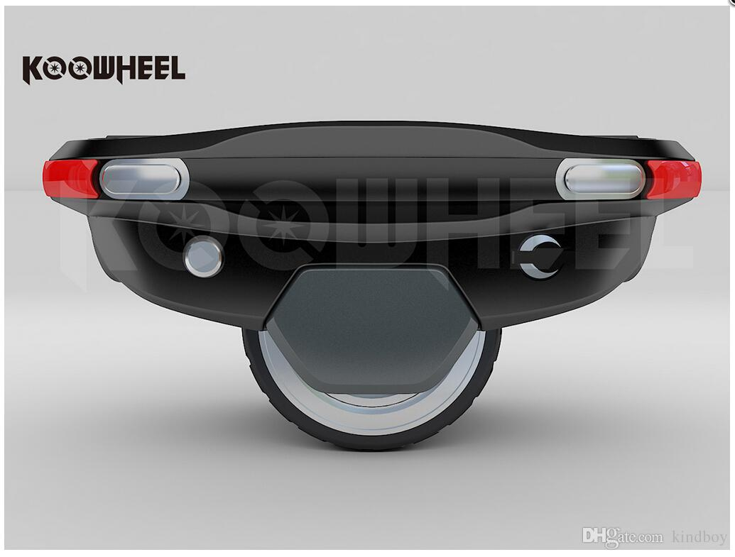 Koowheel Exclusive Patent Hovershoes Elektro Skate Schuhe Smart Single Wheel Self Balancing Hover Schuhe Trinkbares Skateboard