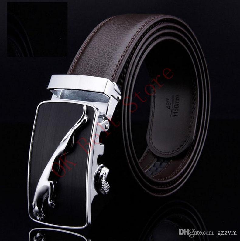 Nuovo Designer Automatico Fibbia Pelle di vacchetta degli uomini Cintura di moda Cinture di lusso gli uomini designer cinture da uomo di alta qualità ceinture homme Aa5