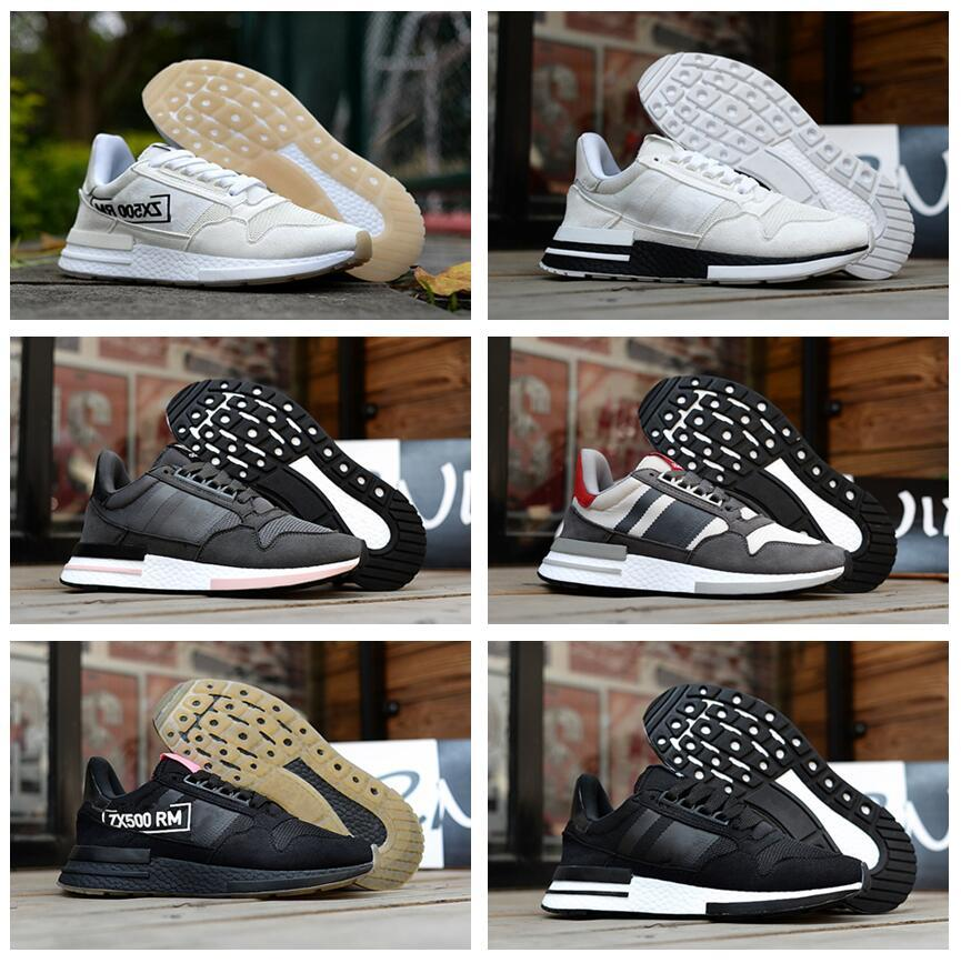 649aee2317dbb Men Casual Shoes Breathable Dragon Ball Z X Originals ZX500 RM Son Goku  Trainers ZX 500 Best Women Casual Shoes 36 45 Pumps Shoes Munro Shoes From  Tiempo