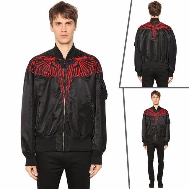 4cf29bbab4d Compre Marcelo Burlon Jacket Men Women A1: 1 Alta Calidad Italy County Of  Milan MB Abrigo RODEO Marcelo Burlon Jacket A $74.93 Del Dongguan_wholesale  ...